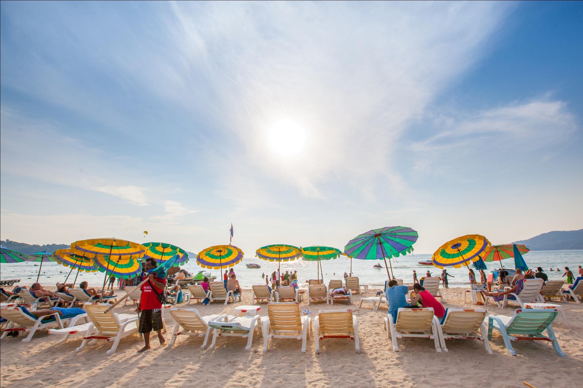 泰国- 巴东海滩--海外婚纱摄影--普吉岛婚纱摄影